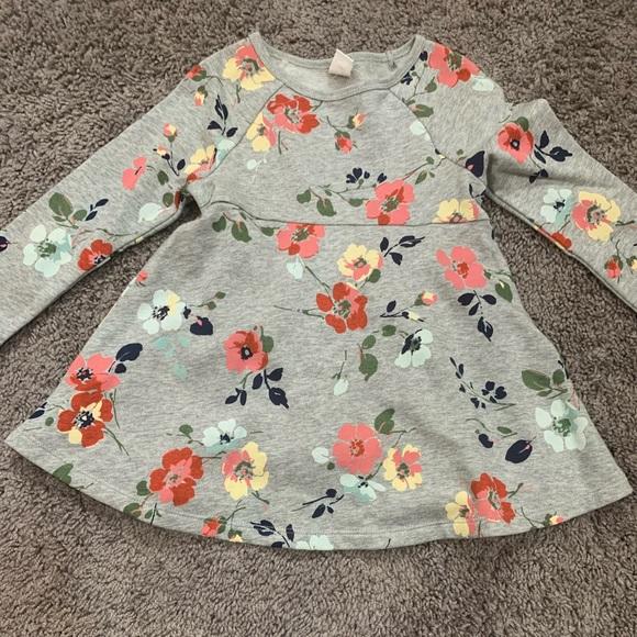 Brand new Gap flower print dress